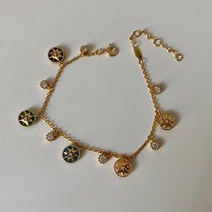 Dior Rose de Vents Bracelet Au750